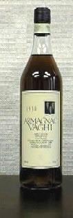 ヴァギーアルマニャック <700ml> 1980年