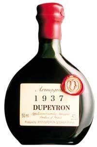 デュペイロンアルマニャック1937年 50mlミニチュア