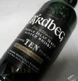 アードベッグ10年オフィシャル 1Lボトル 並行