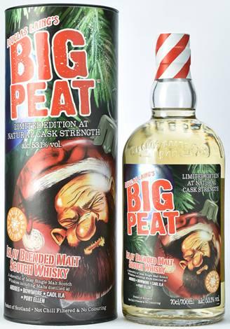 ビッグピート「クリスマス2020」53.1%/ダグラスレイン