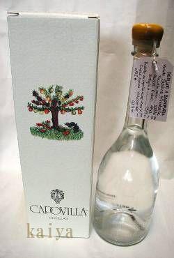 西洋のモモ2007/カポヴィラのフルーツブランデ