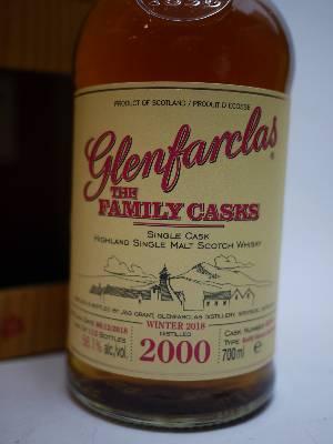 グレンファークラス2000_17年56.1%「ザ・ファミリーカスク」
