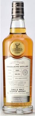 クレイゲラヒ1991_26年_56.5%/GM コニサーズチョイス