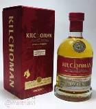 キルホーマン100%アイラ2011_6年 58.4%バーボンバレ