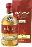 キルホーマン100%アイラ2008_5年61%バーボンバレル