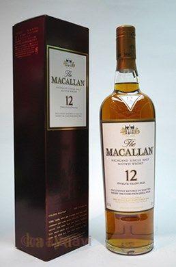 マッカラン12年_40% 700ml 正規輸入品