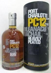 ポートシャーロット12年(PC12)58.7%