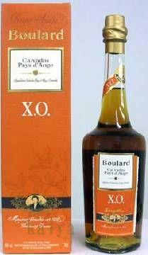 ブラー XO_40%_700ml/カルヴァドス