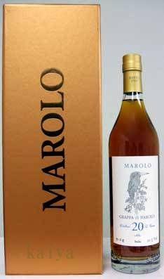マローロ バローロ 20年_50%