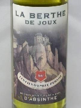 アブサン ベルト ド ジュー56%