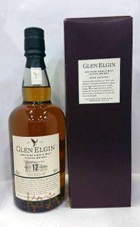グレンエルギン12年_43% 700ml箱 並行品