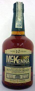 ヘンリーマッケンナ・シングルバレル10年_50%