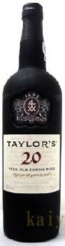 テイラー トウニーポート20年_20%/ポートワイン