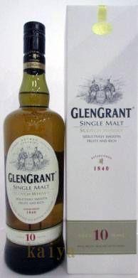 グレングラント10年_40%