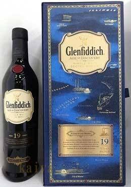 グレンフィディック 19年 ディスカヴァリー バーボン C._40%_7
