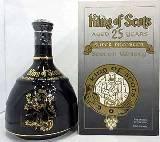キング オブ スコッツ 25年 ブラック_40%_700ml