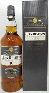 グレンデュヴェロン 16年  1L_40%_1000ml