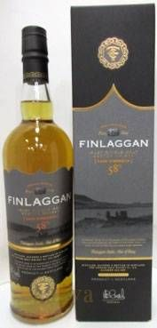 フィンラガン カスクストレングス_58%_700ml
