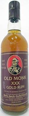 オールドモンク ゴールド_37.5%_700ml/ラム酒