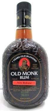 オールドモンク 7年_42.8%_700ml/ラム酒
