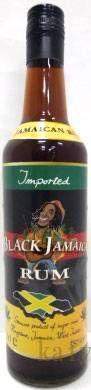 ブラック ジャマイカ_38%_700ml/ラム酒