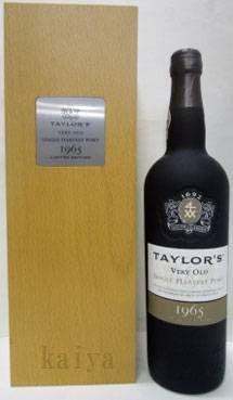 テイラー 1965 (50年)_21%_750ml/ポートワイン